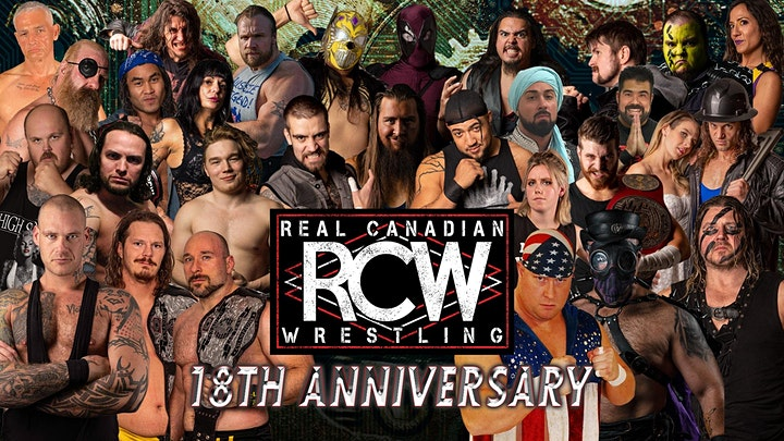 RCW 18th Anniversary Spectacular image