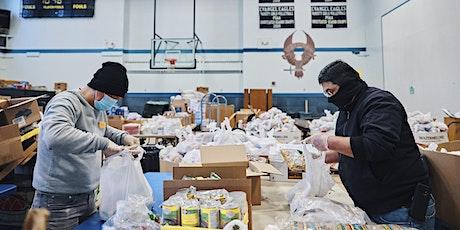 Volunteer at 9 Million Reasons  / Evangel Food Pantry tickets