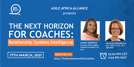 The Next Horizon for Coaches:  Relationship Systems Intelligence tickets