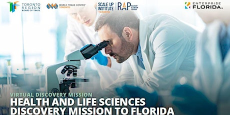 Health and Life Sciences Discovery Mission to Florida tickets