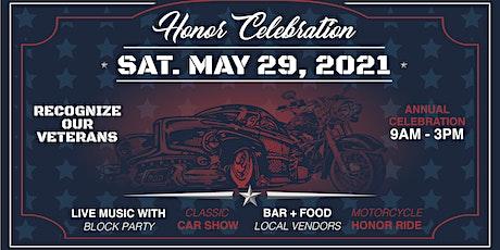 Honor Celebration tickets