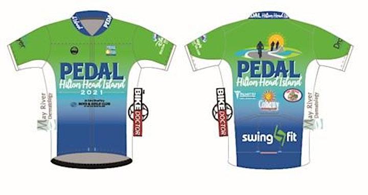 Pedal Hilton Head Island 2021 image