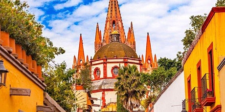 Destination food, wine & art class in beautiful San Miguel de Allende tickets