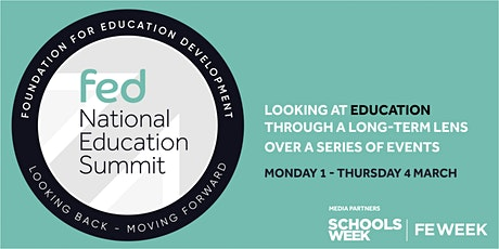 FED National Education Summit tickets