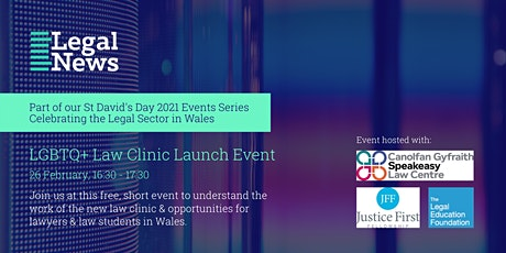 St David's Day Exchange: LGBTQ+ Law Clinic Launch Event tickets