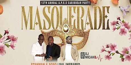 Caribbean Masquerade Party tickets