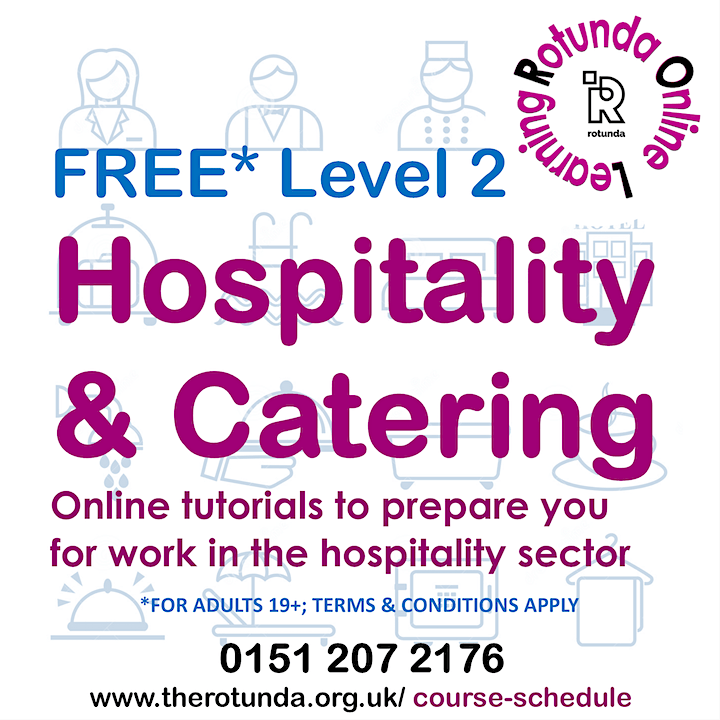 Level 2 Certificate in Hospitality & Catering Principles (Food Production & image