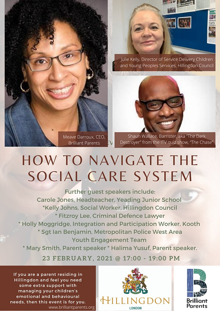 How to navigate the social care system image