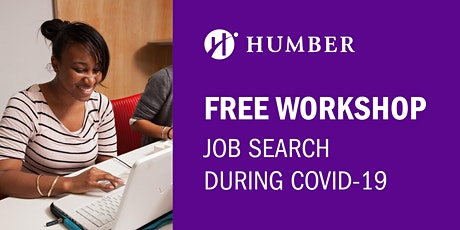 Job-Search During COVID-19 | Humber Community Employment Services tickets
