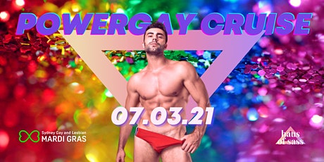 POWERGAY CRUISE by Haus of Sass tickets