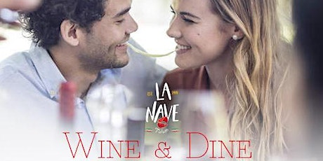 Wine & Dine tickets