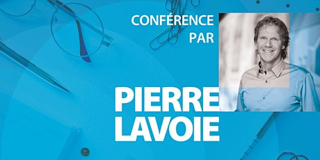 Créer le mouvement - La recette par Pierre Lavoie billets