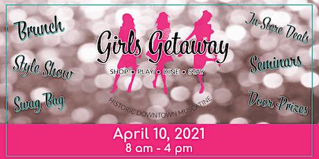 Girls Getaway 2021 tickets