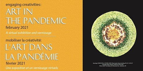 Engaging Creativities: Art in the Pandemic| Virtual Exhibition & Vernissage tickets