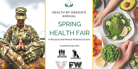 Physical and Mental Wellness Health Fair tickets