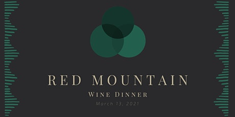 Red Mountain Wine Dinner tickets
