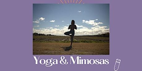 Nandi B's Yoga & Mimosa Class tickets