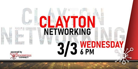 Free Clayton Rockstar Connect Networking Event (March, Clayton NC) tickets