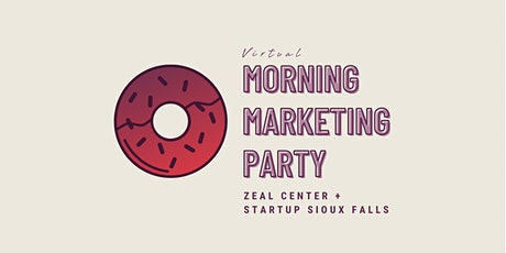Virtual Morning Marketing Party – Sponsored by MarketBeat tickets