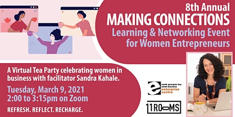 Making Connections - A  Networking Opportunity for Women Entrepreneurs tickets