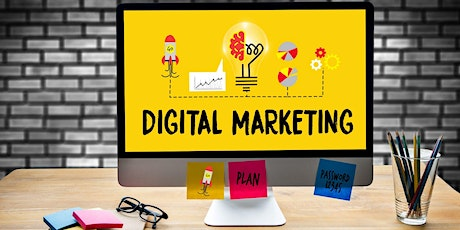 Advanced Marketing for Entrepreneurs, S2: Your Digital Marketing Strategy tickets