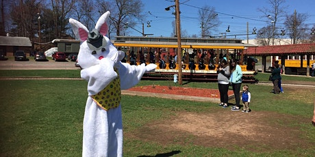 Easter Eggspress tickets