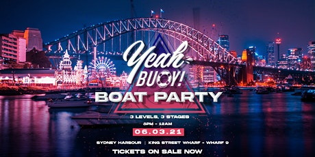 Yeah Buoy - Late Night Boat Party tickets