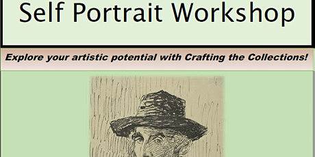 Self Portrait Workshop at the Tremont Library tickets