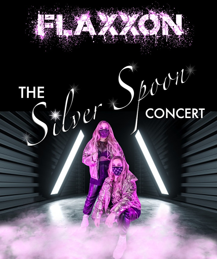 FLAXXON Music Presents 'Silver Spoon' - The Album - Live Launch Party 2021 image
