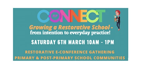 Growing a Restorative School - from intention to everyday practice tickets