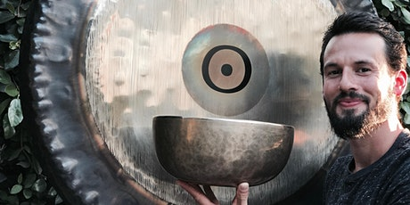 Soundembodiment: Tibetan Bowl & Gong Sound Meditation tickets
