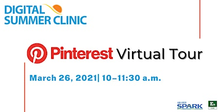 Pinterest Virtual Tour tickets