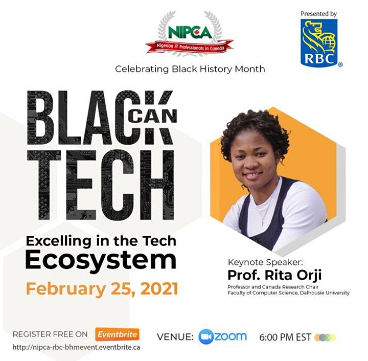 Black Can Tech: Excelling in the Tech Ecosystem image