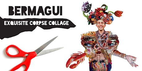 Exquisite Corpse Collage: Bermagui tickets
