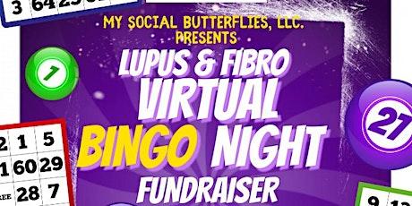 Lupus & Fibro Virtual Bingo Fundraiser tickets