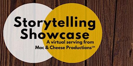 Storytelling Showcase tickets