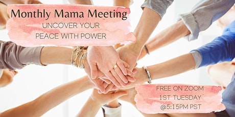 Monthly Mama Meeting tickets