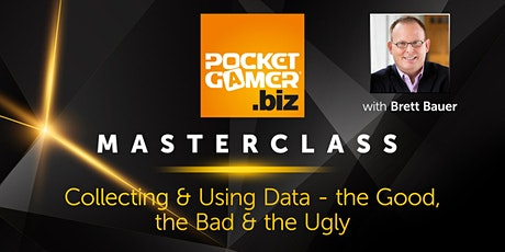 MasterClass: Collecting and Using Data - the Good, the Bad and the Ugly tickets