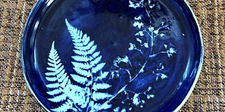 Botanical Prints in Clay with Amanda Wolf tickets