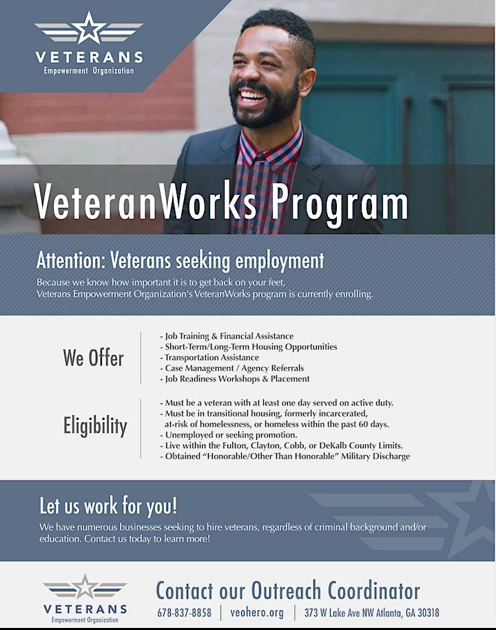 MedCerts Information Session with VeteranWorks image