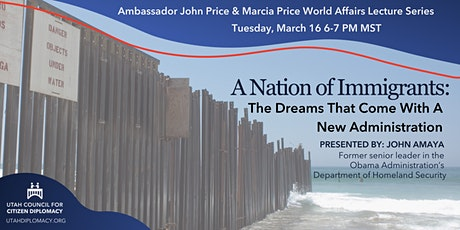 A Nation of Immigrants: The Dreams That Come With A New Administration tickets