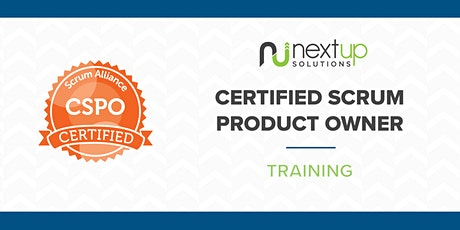 Certified Scrum Product Owner (CSPO) Training (Virtual) bilhetes