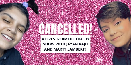 CANCELLED! tickets