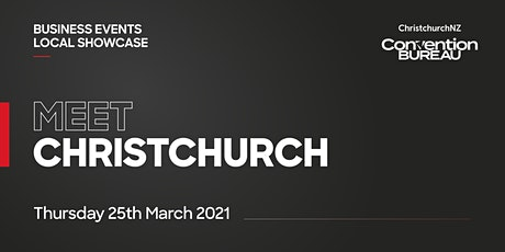 MEET CHRISTCHURCH- RSVP tickets