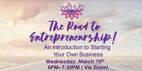 Road to Entrepreneurship biljetter