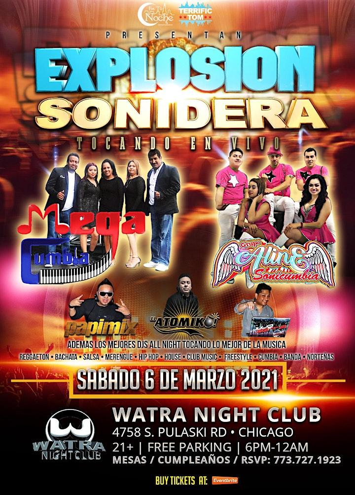Explosion Sonidera!!! image