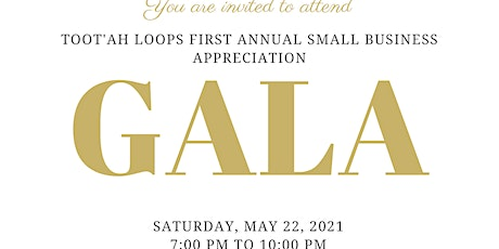 Small Business Appreciation Gala tickets