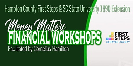 Money Matters: Financial Workshops tickets