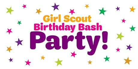 Girl Scout Birthday Bash Party tickets