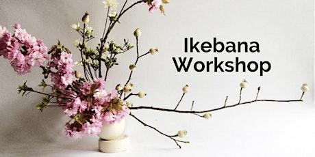 Introductory Ikebana Ikenobo Workshop (In-Person) tickets